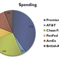 Credit Card Spending 2011